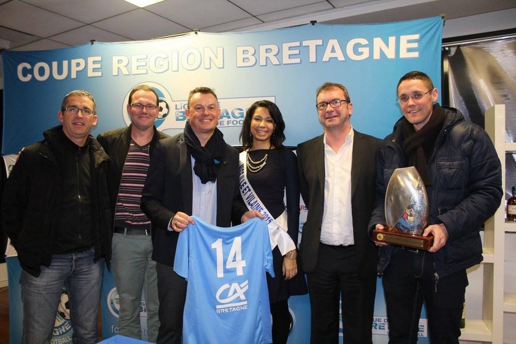 Olympic club montauban football tirage des 8e de finale de la coupe de bretagne - Tirage coupe de bretagne football ...