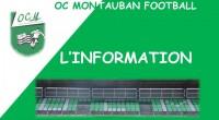 Vendredi 25 Novembre à la salle des fêtes de Montauban-De-Bretagne, l' O.C.M tenait à remercier ses fidèles bénévoles de chaque section. Pour l' O.C.Montauban section Football, 6 bénévoles ont été […]