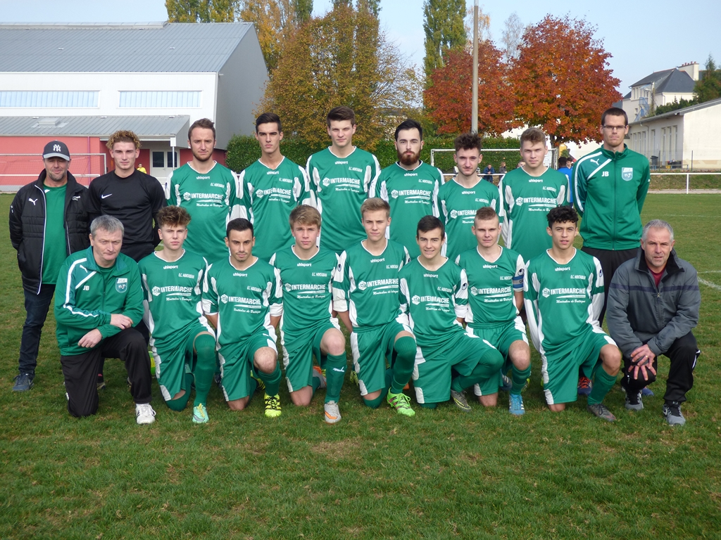 Olympic club montauban football tirage au sort du 2 me tour r gional de la coupe gambardella u19 - Tirage coupe gambardella ...