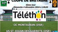 Pour la 2ème année consécutive, dans le cadre du partenariat conclu pour 3 ans avec l'AFM-Téléthon, la Fédération Française de Football soutient le Téléthon grâce aux actions portées par les […]