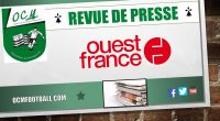 Le journal Ouest-France revient sur la deuxième défaire consécutive des seniors A en championnat contre lepremier dugroupe, leFC Guipry-Messac 2-1. But : Florian L'helgoualc'h sur pénalty.