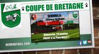 Le tirage au sortdes 32èmes de finalede la Coupe de Bretagne est connu pour les Seniors A ! Après avoir battu à l'extérieur l'US Bédée/Pleumeleuc (D1) 3-1 au 3ème tour, […]
