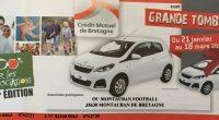En partenariat avec le Crédit Mutuel de Bretagne, l'OC Montauban Football vous propose de participer à une grande tombola réservé exclusivement pour les associations. De magnifiques lots à gagner : […]