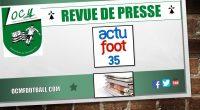 Le site Actufoot35 qui a reprit Footengo35 revient sur la qualification des Seniors A pour les 8èmes de finale de la Coupe de Bretagne ! Un Fabien Grignon alias «Papy» […]