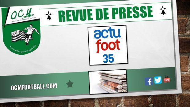 🎙 Retrouvez Sylvain Magonen interview dansActufoot 35 avant le début de saison de l'équipe fanion à lire ici : http://www.actufoot.com/35/s-magon-oc-montauban-force-cest-formation/ 3 mots à retenir : formation, solidarité, ambition !