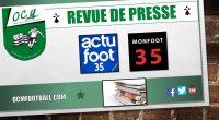 Actufoot35 et Monfoot35reviennent sur laqualification historique des seniorsApour les 1/4 de finales de la coupe de Bretagne à Argentré du Plessis (victoire 3-1) ! Pour lire les articles, c'est ici […]