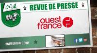 Le journal Ouest-France revient sur la victoire des seniors A en championnatàLaGacilly 1-0 ! But : Johan Trichard Les montalbanais restent à la 4ème placeet à 1 point dudauphinSt-Grégoire ! […]