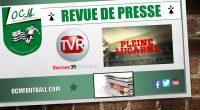 Vous souhaitez revoir le passage de Sylvain Magon (entraîneur des seniors A) lors de l'émission Pleine Lucarne de TV Rennes 35 ? C'est ici qu'il faut cliquer http://www.tvr.bzh/programmes/pleine-lucarne-1494345600!