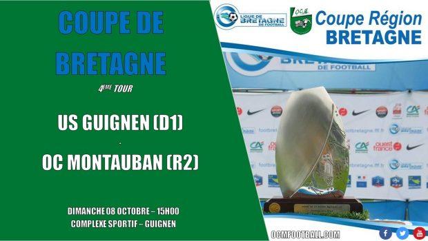 Olympic club montauban football foot montalbanais foot qui pla t - Coupe de bretagne seniors ...