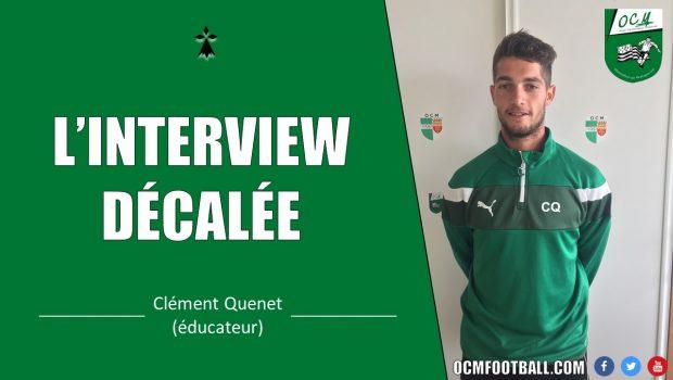 Cette semaine, découvrez la face cachée de Clément Quenet, nouvel éducateur au club (en remplacement de Jean-Michel Lepage), à travers une interview décalée ! Nous en profitons d'ailleurs pour remercier […]