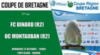 Pour le 5ème tour de la coupe de Bretagne, les hommes de Sylvain Magon et Jean-Michel Cochu se déplaceront sur le terrain du FC DINARD (R2) le dimanche 22 octobre […]