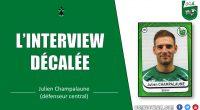 Cette semaine, découvrez la face cachée de Julien Champalaune, défenseur central des seniors A, à travers une interview décalée ! Peux-tu te présenter rapidement : Âge ? Lieu de naissance […]