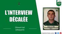 Cette semaine, découvrez la face cachée de Clément Izel, attaquant des seniors C, à travers une interview décalée ! Clément en général: Peux-tu te présenter rapidement: Âge ? Lieu de […]