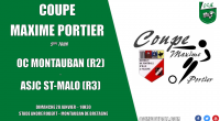 Coupe Maxime Portier (5ème tour) : OC MONTAUBAN Football (R2) – ASJC ST-MALO (R3) ! Rendez-vous le dimanche 28 janvier à 14h30 au Stade André Robert pour encourager les « […]