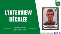 Cette semaine, découvrez la face cachée de Corentin Daniel, attaquant des U19 A, à travers une interview décalée ! Corentin en général: Peux-tu te présenter rapidement: Âge ? Lieu de […]