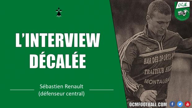 Cette semaine, découvrez la face cachée de Sébastien Renault, défenseur central et capitaine en Seniors C, à travers une interview décalée ! Peux-tu te présenter rapidement : Âge ? Lieu […]