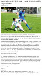 OCMFootball_Télégramme_CdF4èmetour