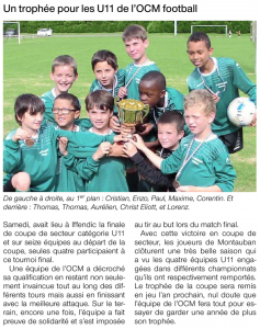 Article_OuestFrance_Foot_U11_28052015